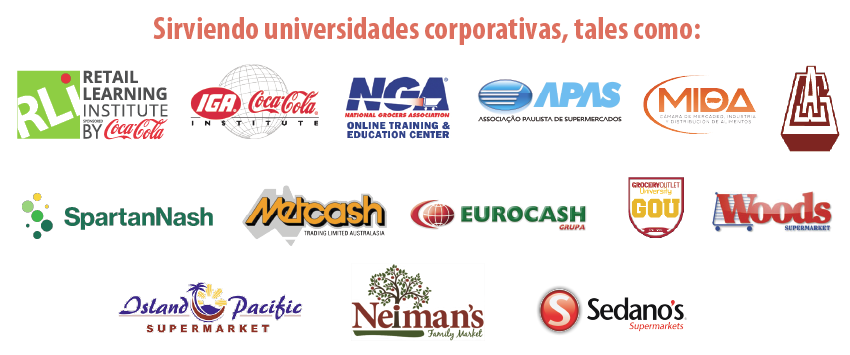 Retail Learning Institute Corporate Universities - Spanish