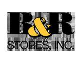 B&R Stores Logo